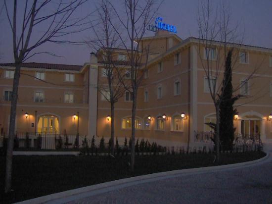 Hotel Villa Michelangelo: Esterno