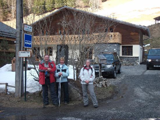 Mountain Mavericks Chalet Chambertin : Chambertin