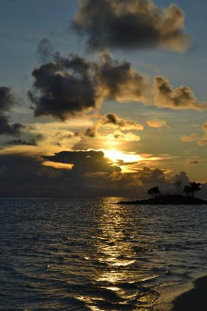 Asdu Sun Island: Asdu tramonto
