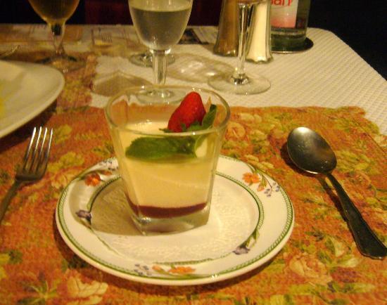 Le Petit Bedon : デザート
