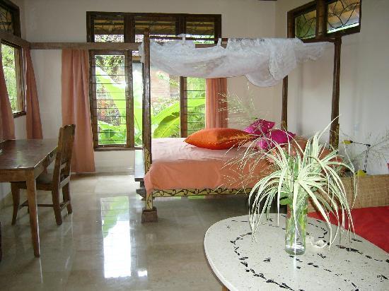 Villa Prana Bali : Inside Villa Chakra