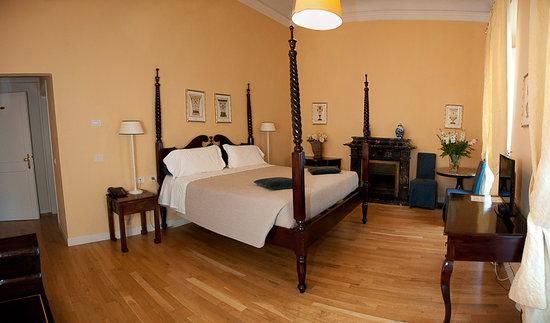 Residenza Dei Pucci: camera superiore