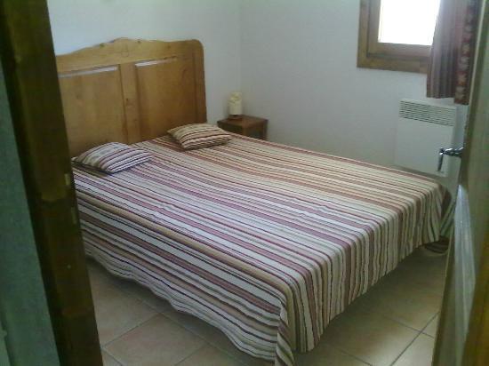 Lagrange Prestige Residence Les Fermes de Samoens: chambre