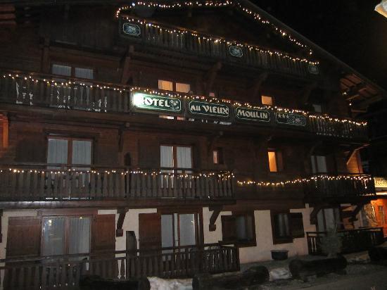 Au Vieux Moulin: Hotel