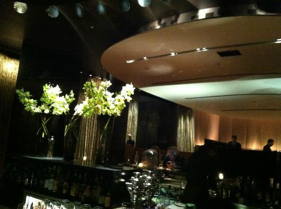 Bulgari Hotel Milano: lounge bar