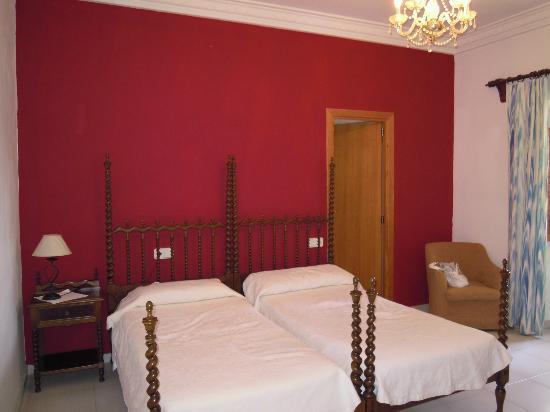 Petit Hotel Rural Son Jorda: La chambre