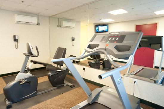 Days Inn Parsippany: Fitness Center
