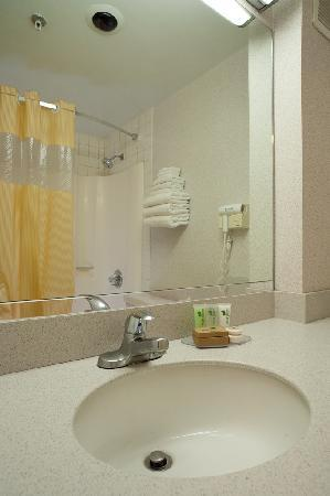 Days Inn Parsippany: Bathroom