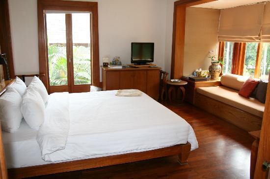 Nakamanda Resort & Spa: grande et pratique