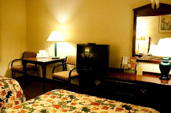 Days Inn Parsippany: Econamic Room