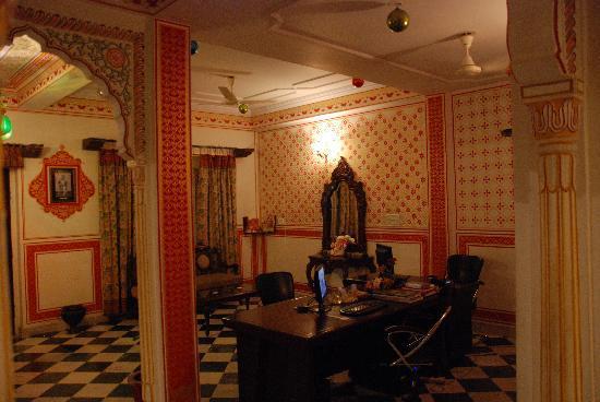 OYO 1674 Hotel Tordi Haveli: Reception