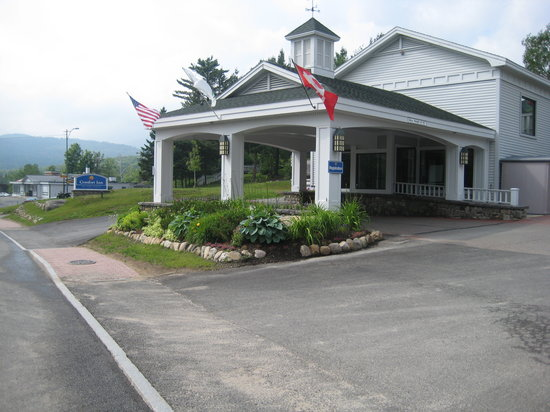 Quality Inn Lake Placid: Welcome to The Comfort Inn on Lake Placid