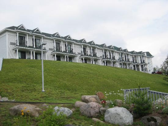 Quality Inn Lake Placid: The Comfort Inn on Lake Placid