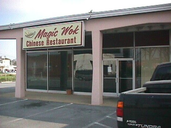 Magic Wok Chinese Restaurant Johnson City Restaurant