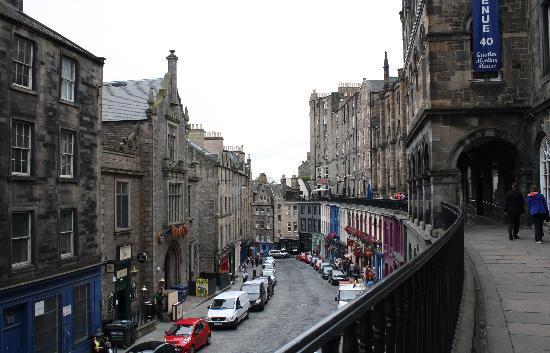 Classic Guest House: Victoria Street, Edinburgh