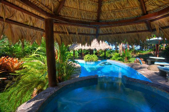 Hotel Banana Azul: Cool off in Our Swirl Pool