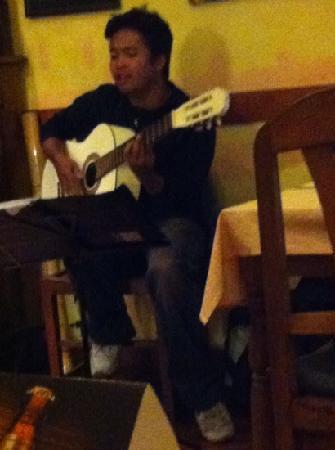 Zebu Original Bistrot: Livemusik