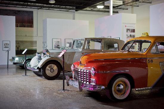 Miami Auto Museum: Hollywood Cars