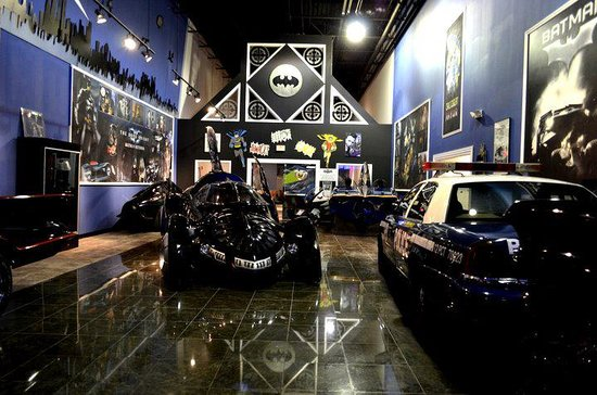 North Miami, Floride : Batman