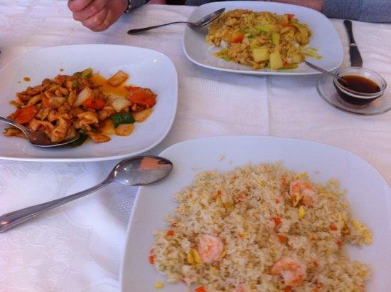 Wok & Bol Restaurant: qualche piatto