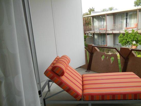 Hotel Valley Ho: Studio King balcony Wing 3