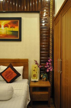 Indochina Legend Hotel: room 2
