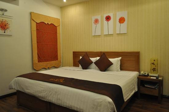 Indochina Legend Hotel: room 1