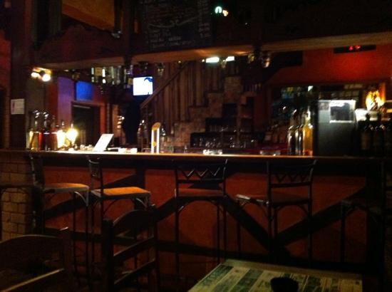 La Boussole Art Café : Bar