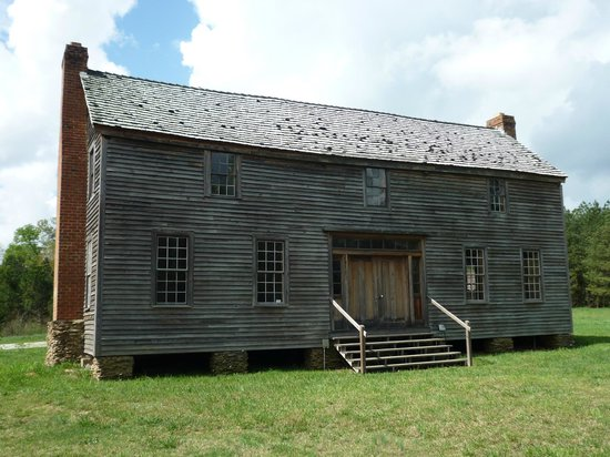 Saluda, SC: Bonham's Birthplace at Flat Grove