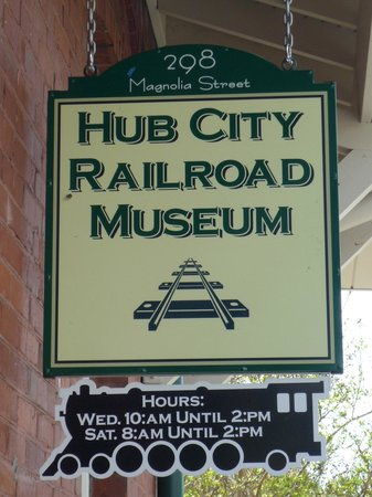 ‪Hub City Railroad Museum‬