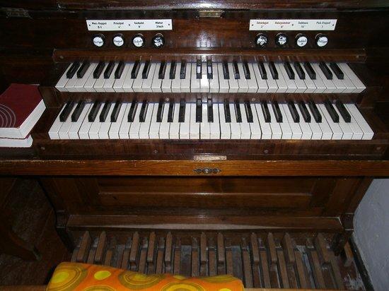 Ladegast Orgel, Elend, Harz, Holzkirche