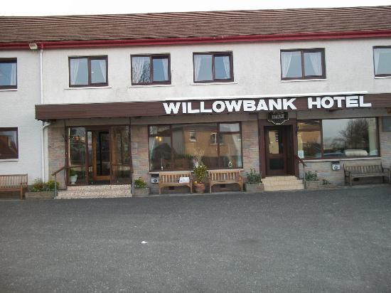 Willowbank Hotel Front Of