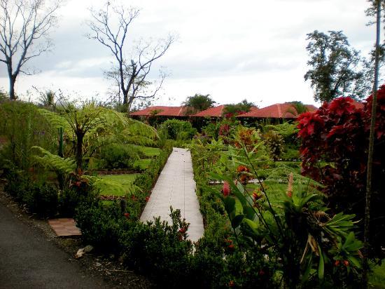 Hotel La Pradera: grounds