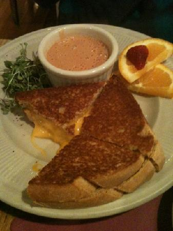 The Orchard: kids grilled cheese
