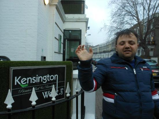 Westbury Hotel Kensington: hotel descritto nella recensione