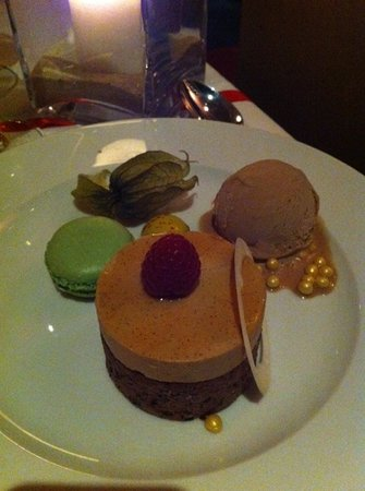 Restaurant Fischermanns: Dessert