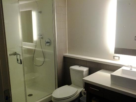 Element Dallas Fort Worth Airport North: Room 229: Bathroom