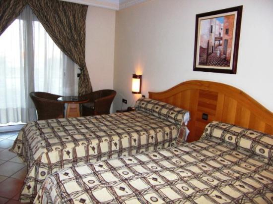 Hotel Menzeh Dalia : Zweibettzimmer