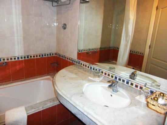 Menzeh Dalia: Das Badezimmer