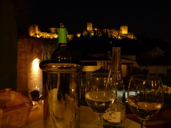 Carmen de Aben Humeya: View from the terrace
