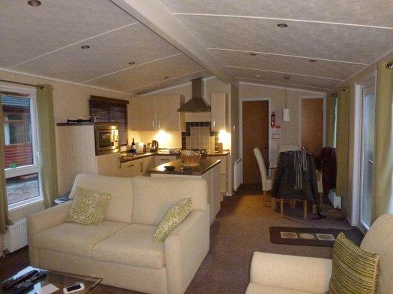 Lochaber Lodges: Lodge