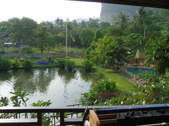 Railay Princess Resort and Spa: Always a good view from the room