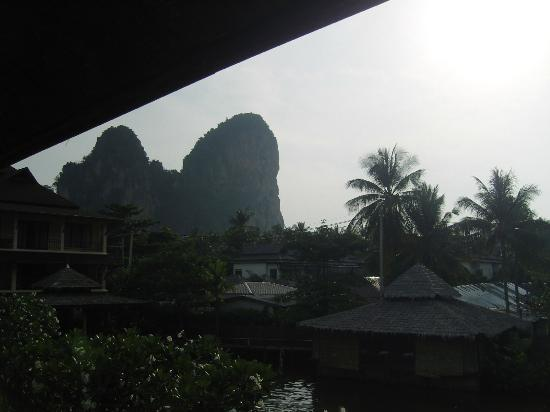 Railay Princess Resort and Spa: Another angle from the room
