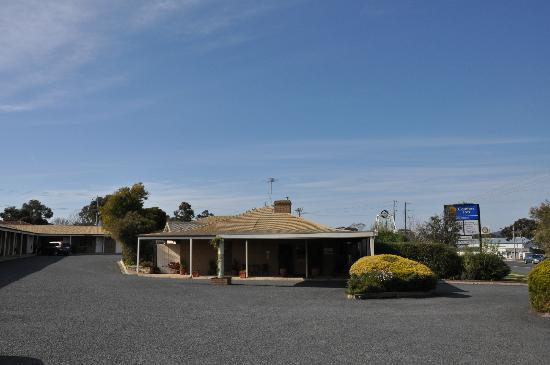 Comfort Inn Goldfields: The entrance to the facility