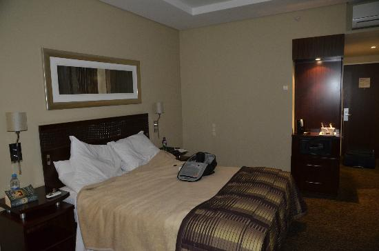 City Lodge Hotel Johannesburg Airport - Barbara Road: Bedroom