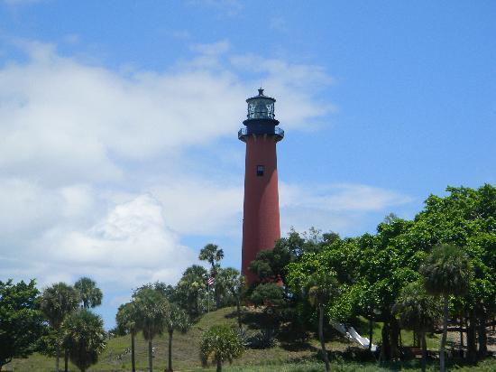 Island Princess Cruises: Jupiter Lighthouse!