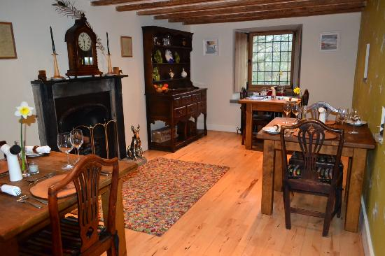 Bainbridge, UK: Dining room