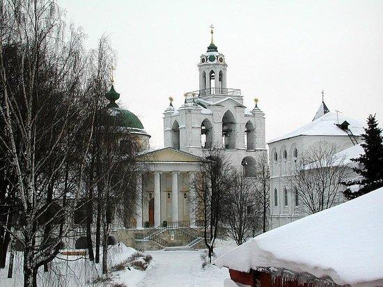 Yaroslavl, Rusland: Звонница