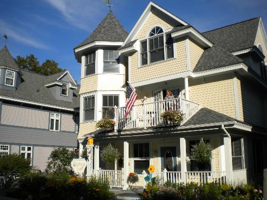 Cottage Inn of Mackinac Island : Cottage Inn