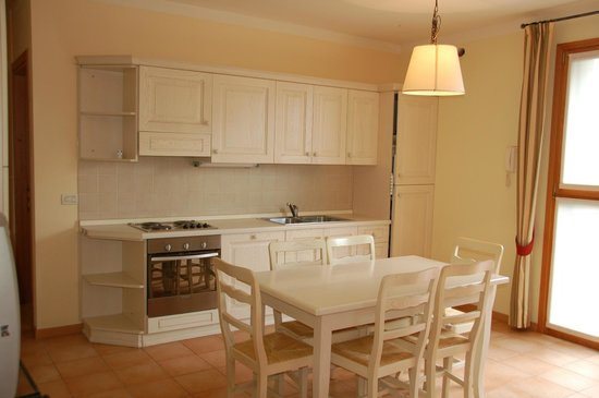 Residence Ca' dei Dogi : kitchen